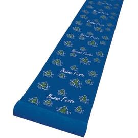 Passatoia decoro alberelli blu L 1 m