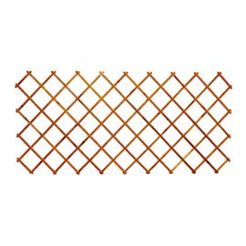 Traliccio estensibile TET02 in abete L 100 x H 200 cm , spessore 10 mm