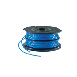 Bobina di filo BLACK+DECKER Rocchetto e doppio filo nylon per tagliabordi L 6 m Ø 1.5 mm