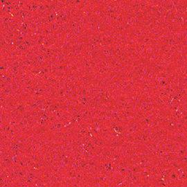 Rotolo di feltro Magic L rosso L 2 m