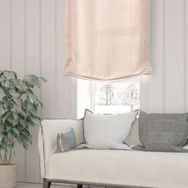 Tenda a pacchetto Eser rosa 90x175 cm