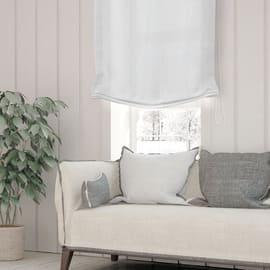 Tenda a pacchetto Eser bianco ottico 90x175 cm