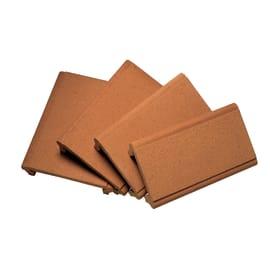 Materiale di riempimento rosso 24.5 cm x 30 mm Sp 6 cm