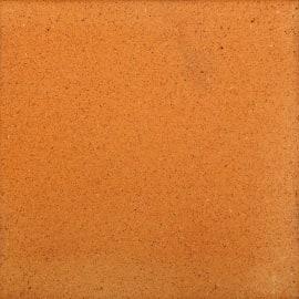 Lastra terracotta 25 x 25 cm Sp 15 mm rosso naturale 0.062 mq