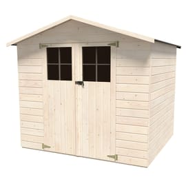 Casetta da giardino in legno Iris 3.78 m² spessore 12 mm