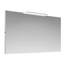 Specchio con faretto bagno rettangolare 7116 L 70 x H 120 cm Sensea