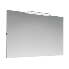 Specchio con faretto bagno rettangolare 7115 L 70 x H 100 cm Sensea