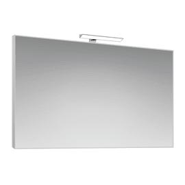 Specchio con faretto bagno rettangolare Frame L 70 x H 120 cm