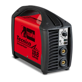 Saldatrice inverter TELWIN Tecnica 188 MPGE mma, tig 150 A 5000 W
