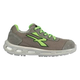 Scarpa antinfortunistica bassa U-POWER Summer S1, n° 38 grigio