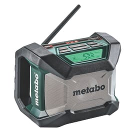 Radio da cantiere METABO
