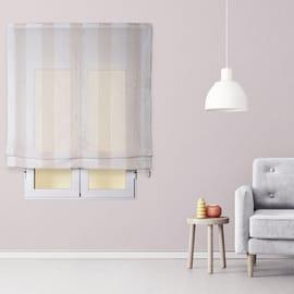 Tenda a pacchetto INSPIRE Riga Larga beige / bianco 90x175 cm
