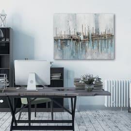 Dipinto originale Astrat 90x120 cm