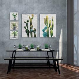 Dipinto originale Cactus 60x90 cm