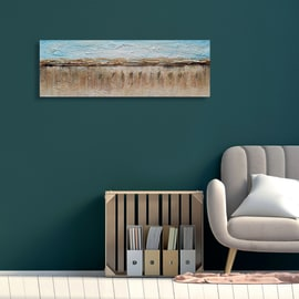 Dipinto originale Astrat 65x150 cm