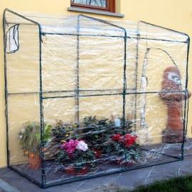 Serra da giardino MONDO VERDE Omnia L 200 x H 215 x P 100 cm