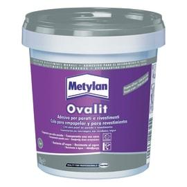 Colla per rivestimento murale pasta Ovalit 0.75 kg