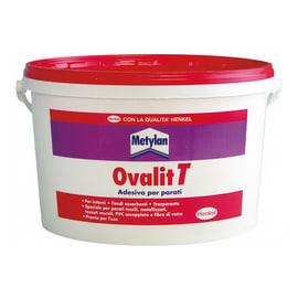 Colla per rivestimento murale pasta Ovalit 5 kg