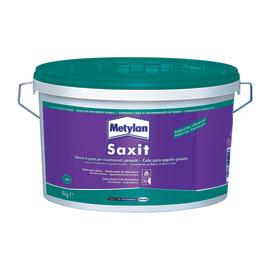 Colla per rivestimento murale pasta Saxit 4 kg