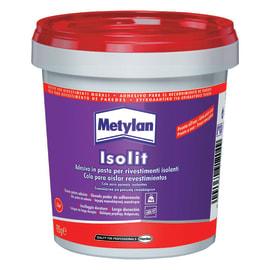 Colla per rivestimento murale pasta METYLAN Isolit 0.925 kg