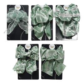 Fiocco verde, 5 versioni assortite