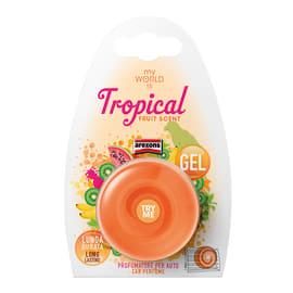 Deodorante tropicale 10 ml