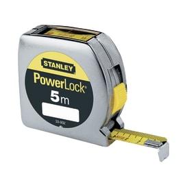 Flessometro pieghevole STANLEY Powerlock plastica 5 m