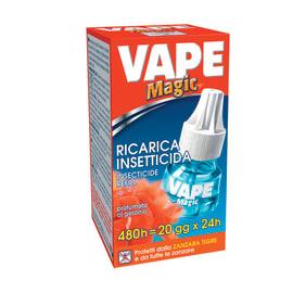 Insetticida liquido per zanzare, vespe, calabroni Magic antizanzara geranio 36