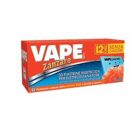 Insetticida pastiglia per mosche<multisep/>zanzare 30 pezzi
