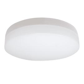 Plafoniera Gemini bianco, in plastica, diam. 30, LED integrato 24W IP44
