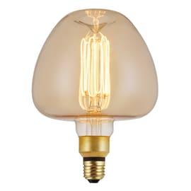 Lampadina decorativa LED Mela bianco caldo E27 4W = 300LM (equiv 4W) 360°