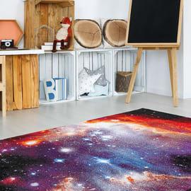 Tappeto Space A colori assortiti 160x230 cm