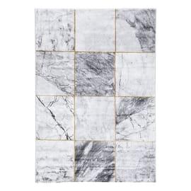 Tappeto Carrara A grigio chiaro 160x230 cm