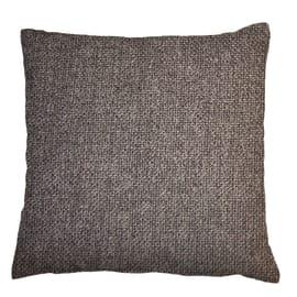 Cuscino Elettra grigio scuro 42x42 cm