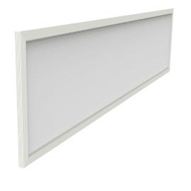 Pannello led Anvik 30x120 cm bianco naturale, 3000LM INSPIRE