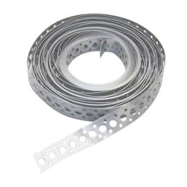 Lastra forata standers acciaio zincato L 1000 x Sp 0.7 x H 17 mm