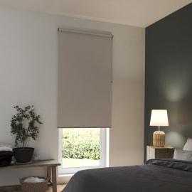 Tenda a rullo INSPIRE Tokyo oscurante beige 45x250 cm