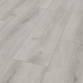 Pavimento laminato Advanced Londra Sp 8 mm grigio / argento
