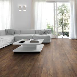 Pavimento laminato Chalet Cortina Sp 10 mm marrone