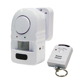Mini-allarme PIR con telecomando