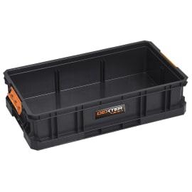 Cassetta attrezzi DEXTER PRO L 30 x H 13 cm, profondità 11 mm