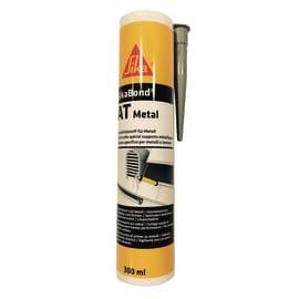 Silicone SIKA Sikabond At Metal rame 300 ml