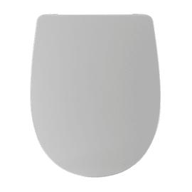 Copriwater rettangolare compatibile Aretusa bianco
