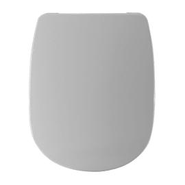 Copriwater rettangolare compatibile Tesi bianco