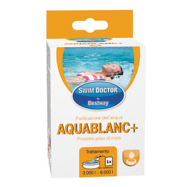 Kit di manutenzione per piscina Aquablanc+