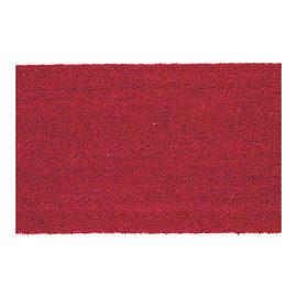 Zerbino Cocco in cocco rosso 60x40 cm