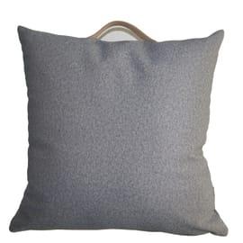 Cuscino Oslo grigio chiaro grigio chiaro 40x40 cm