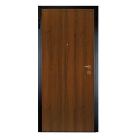 Porta blindata Safe noce L 80 x H 210 cm sinistra