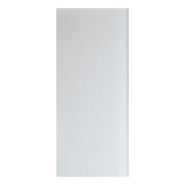 Pannello per porta blindata laccato noce L 94 x H 211 cm, Sp 6 mm