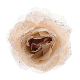 Ornamento appeso rosa Ø 14 cmL 14 x H 8.5 cm
